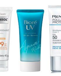 Protetores solares 2020: os melhores filtros para cuidar da sua pele