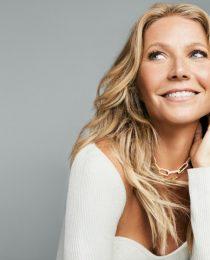 Beleza madura em alta: Gwyneth Paltrow é nova embaixadora da Merz