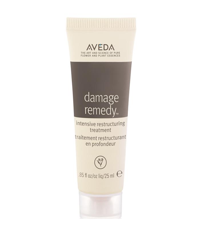 máscara para cabelos danificados Aveda Damage Remedy