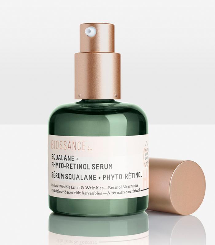 Melhores produtos de beleza naturais Biossance phyto-retinol