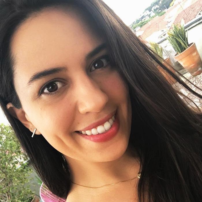 jornalista Marcela Rodrigues A Naturalíssima