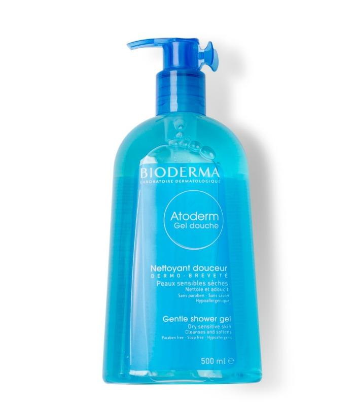 sabonete líquido corporal pele sensível Bioderma