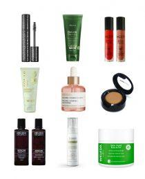 Os melhores produtos de beleza naturais, orgânicos, veganos e clean