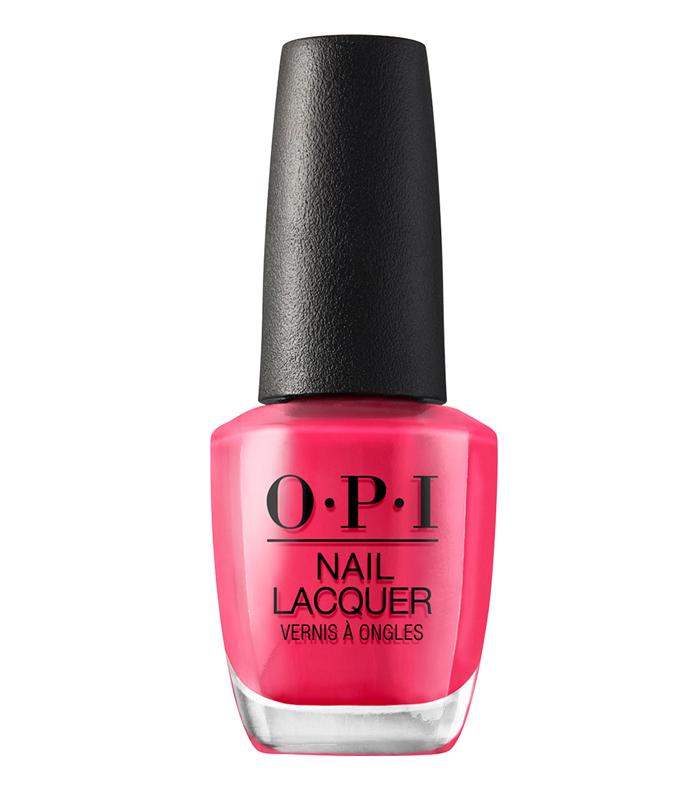esmalte rosa vivo OPI