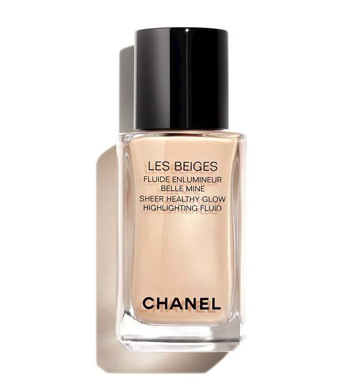 primer iluminador Chanel Les Beiges