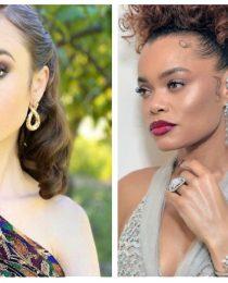 Maquiagens dos Golden Globes 2021: insights sobre os melhores looks