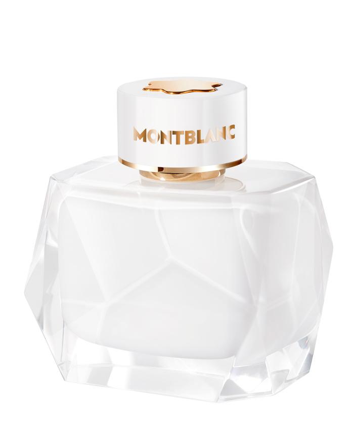 perfume feminino montblanc signature fragrância